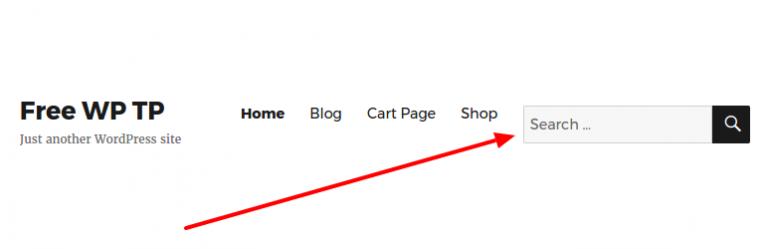 如何添加搜索框到您的WordPress菜单