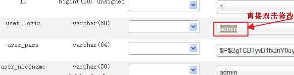 WordPress如何修改默认登录用户名?