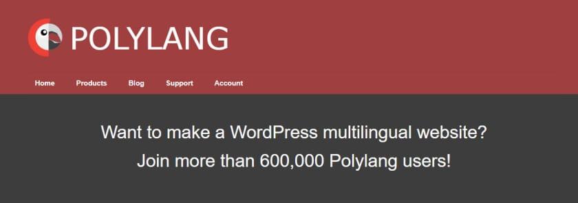 WordPress 多语言插件:Polylang